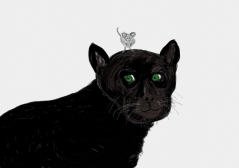 panther-and-mouse-request-roiben